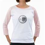 New Hampshire Girly Raglan