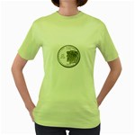 New Hampshire Women s Green T-Shirt