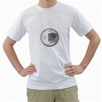 New Hampshire White T-Shirt