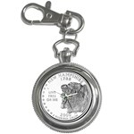 New Hampshire Key Chain Watch