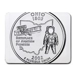 Ohio Small Mousepad