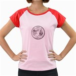 Ohio Women s Cap Sleeve T-Shirt