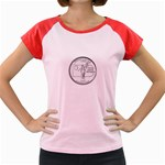 Pennsylvania Women s Cap Sleeve T-Shirt