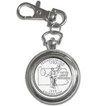 Pennsylvania Key Chain Watch