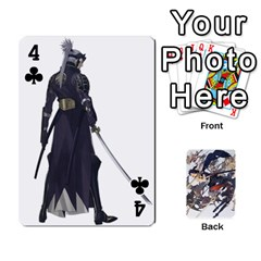 Fire Emblem Awakening By Cheesedork   Playing Cards 54 Designs   Ksptlp4cqxxe   Www Artscow Com Front - Club4