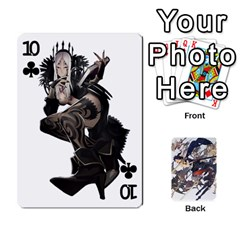 Fire Emblem Awakening By Cheesedork   Playing Cards 54 Designs   Ksptlp4cqxxe   Www Artscow Com Front - Club10