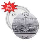 Utah 2.25  Button (100 pack)