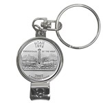 Utah Nail Clippers Key Chain