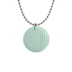 Hearts & Stripes Button Necklace by StuffOrSomething