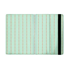 Hearts & Stripes Apple Ipad Mini Flip Case by StuffOrSomething