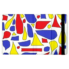Silly Primaries Apple iPad 2 Flip Case by StuffOrSomething