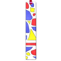 Silly Primaries Large Bookmark