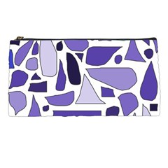 Silly Purples Pencil Case by FunWithFibro