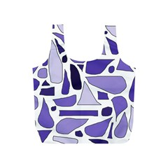 Silly Purples Reusable Bag (s) by FunWithFibro