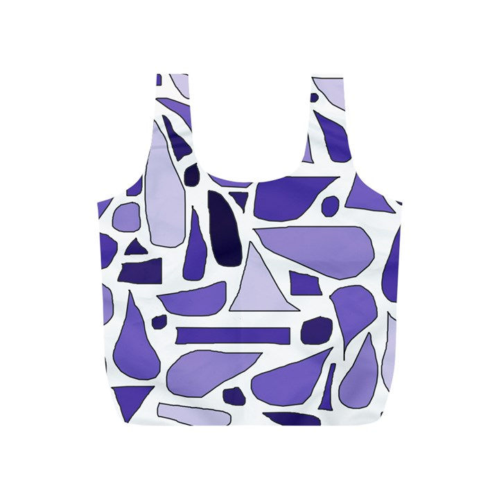 Silly Purples Reusable Bag (S)