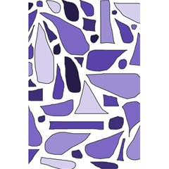 Silly Purples Notebook by FunWithFibro