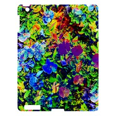 The Neon Garden Apple Ipad 3/4 Hardshell Case by rokinronda