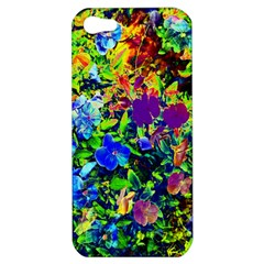 The Neon Garden Apple Iphone 5 Hardshell Case by rokinronda