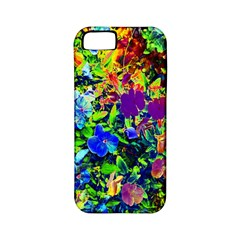 The Neon Garden Apple Iphone 5 Classic Hardshell Case (pc+silicone) by rokinronda