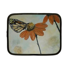Monarch Netbook Sleeve (Small) by rokinronda