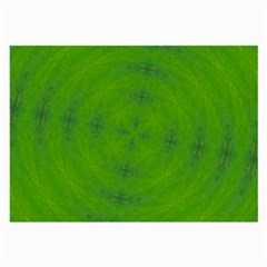 Go Green Kaleidoscope Glasses Cloth (Large, Two Sided)
