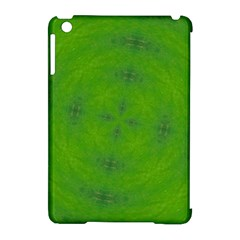 Go Green Kaleidoscope Apple Ipad Mini Hardshell Case (compatible With Smart Cover)