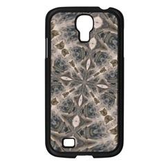 Flowing Waters Kaleidoscope Samsung Galaxy S4 I9500/ I9505 Case (black) by Fractalsandkaleidoscopes