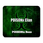POISONx Mousepad - Large Mousepad