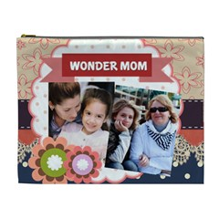 Mothers Day By Mom   Cosmetic Bag (xl)   P923tmjbhlvw   Www Artscow Com Front