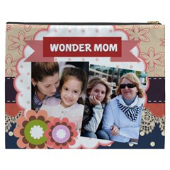 Mothers Day By Mom   Cosmetic Bag (xxxl)   Qvbj2sj8dndt   Www Artscow Com Back