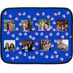 Memory blanket - Fleece Blanket (Mini)