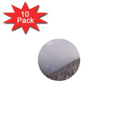 Banff 1  Mini Button (10 Pack) by DmitrysTravels