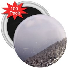 Banff 3  Button Magnet (100 Pack) by DmitrysTravels