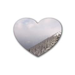 Banff Drink Coasters (heart)