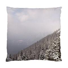 Banff Cushion Case (single Sided)  by DmitrysTravels
