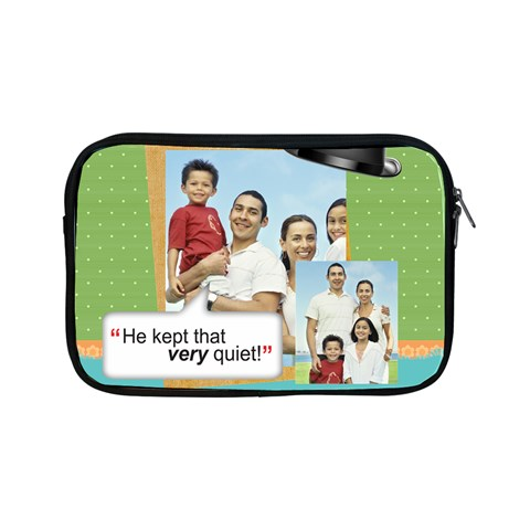 Fathers Day By Dad   Apple Ipad Mini Zipper Case   Betd7rjlqlld   Www Artscow Com Front