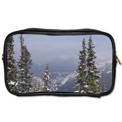 Trees Travel Toiletry Bag (two Sides) by DmitrysTravels