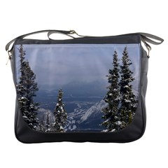 Trees Messenger Bag by DmitrysTravels