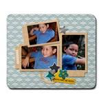 Mousepad: Boys 10 - Large Mousepad