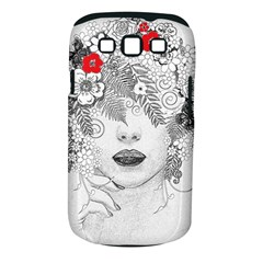 Flower Child Samsung Galaxy S Iii Classic Hardshell Case (pc+silicone)