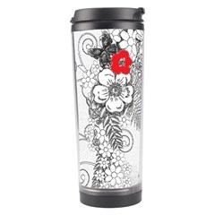 Flower Child Travel Tumbler by StuffOrSomething