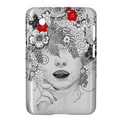 Flower Child Samsung Galaxy Tab 2 (7 ) P3100 Hardshell Case  by StuffOrSomething