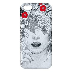 Flower Child Iphone 5s Premium Hardshell Case by StuffOrSomething