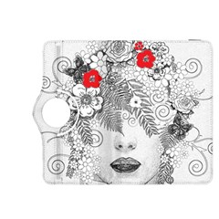 Flower Child Kindle Fire Hdx 8 9  Flip 360 Case by StuffOrSomething
