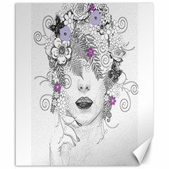 Flower Child Of Hope Canvas 20  X 24  (unframed) by FunWithFibro