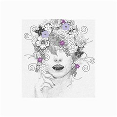 Flower Child Of Hope Canvas 20  X 30  (unframed) by FunWithFibro