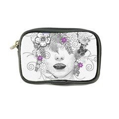 Flower Child Of Hope Coin Purse by FunWithFibro