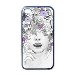 Flower Child Of Hope Apple Iphone 4 Case (black) by FunWithFibro
