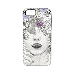 Flower Child Of Hope Apple Iphone 5 Classic Hardshell Case (pc+silicone) by FunWithFibro