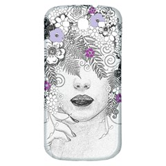 Flower Child Of Hope Samsung Galaxy S3 S Iii Classic Hardshell Back Case by FunWithFibro